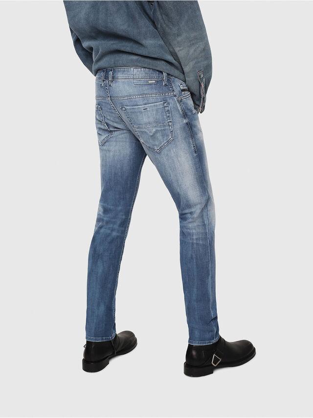 Diesel - Thommer 081AS, Medium blue - Jeans - Image 2