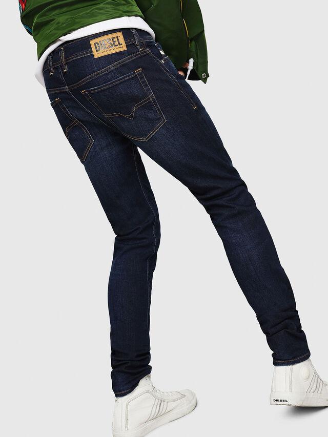 Diesel - Sleenker 083AW, Medium blue - Jeans - Image 4