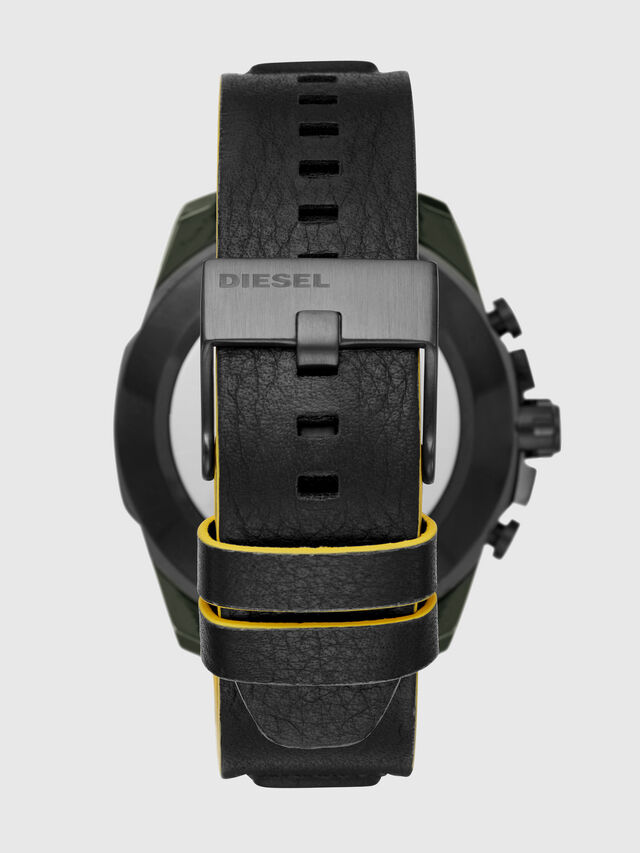 Diesel - DT1012, Black - Smartwatches - Image 3