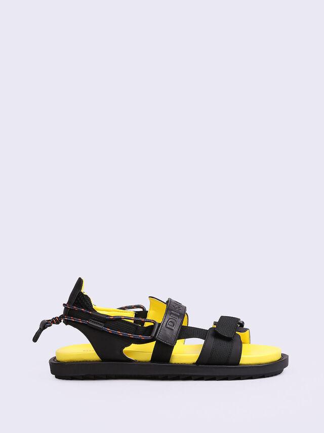 SA-BERLIN SAND FSS, Black/Yellow