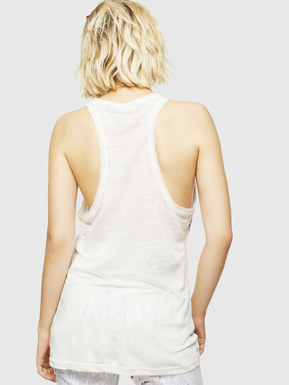 Diesel - T-KELLY-A, White - Tops - Image 2