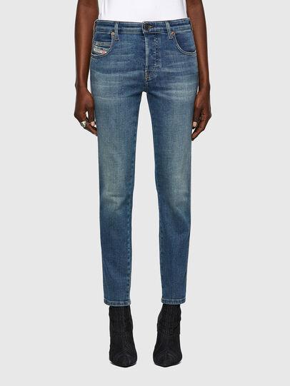 Diesel - Babhila 09A01, Medium blue - Jeans - Image 1