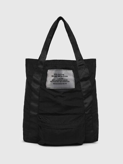 Diesel - SHOPAK, Black - Shopping and Shoulder Bags - Image 1