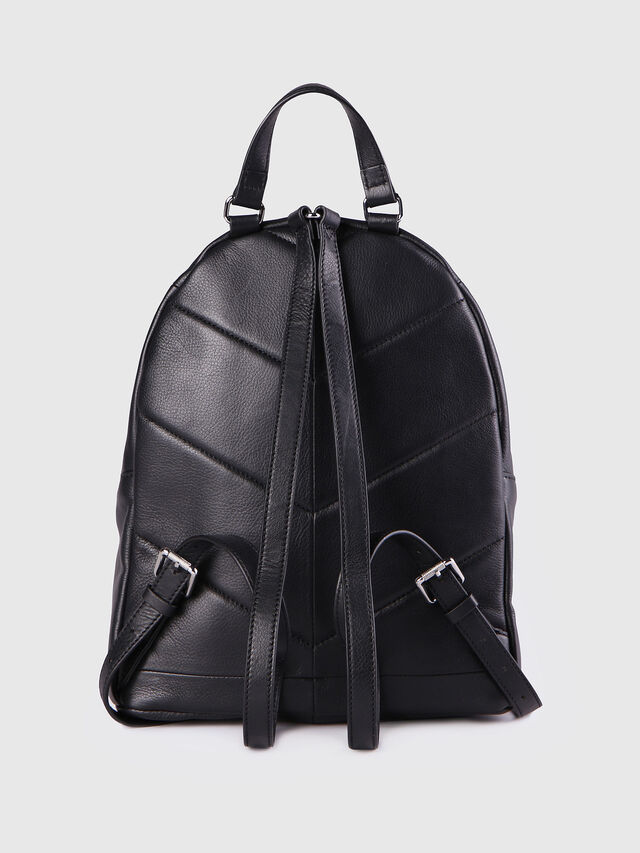 Diesel - LE-ONY, Black - Backpacks - Image 2