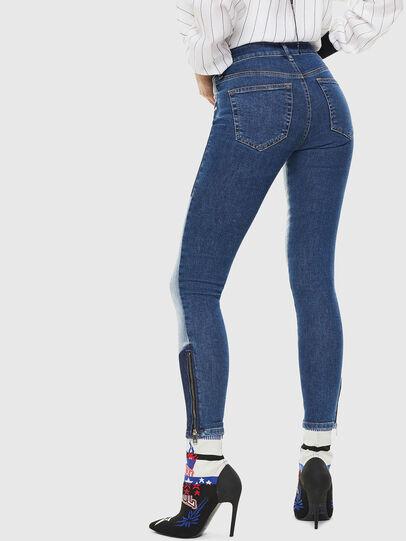 Diesel - Slandy Zip 0890L,  - Jeans - Image 2
