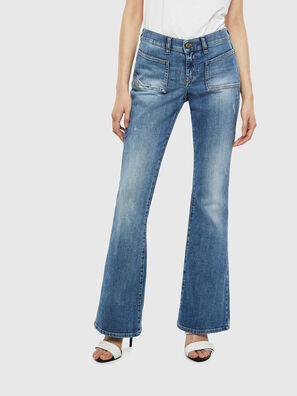 D-Ebbey 0099M, Medium blue - Jeans