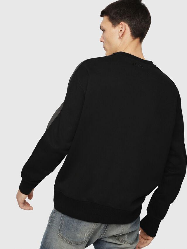 Diesel - S-BAY-RR, Black - Sweaters - Image 2