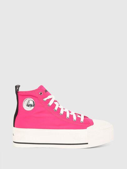 Diesel - S-ASTICO MC WEDGE, Pink - Sneakers - Image 1