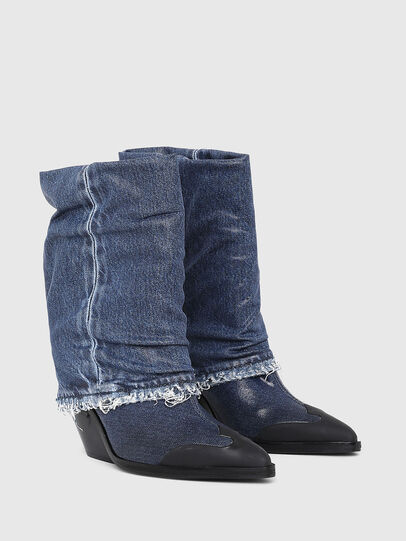 Diesel - D-WEST MB,  - Ankle Boots - Image 2