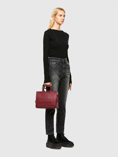 Diesel - PIRITE, Bordeaux - Satchels and Handbags - Image 6