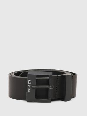 B-MELO78, Black - Belts
