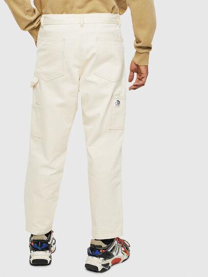 Diesel - P-LAMAR, White - Pants - Image 2