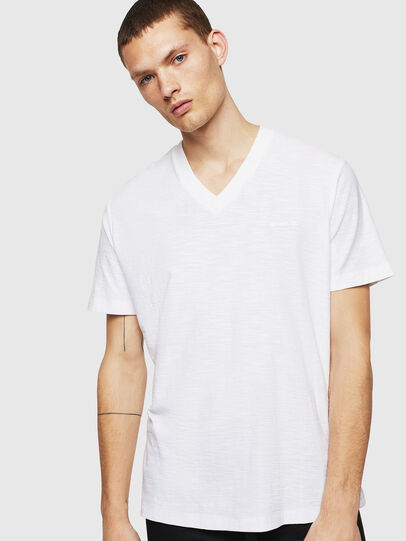 Diesel - T-RANIS, White - T-Shirts - Image 1