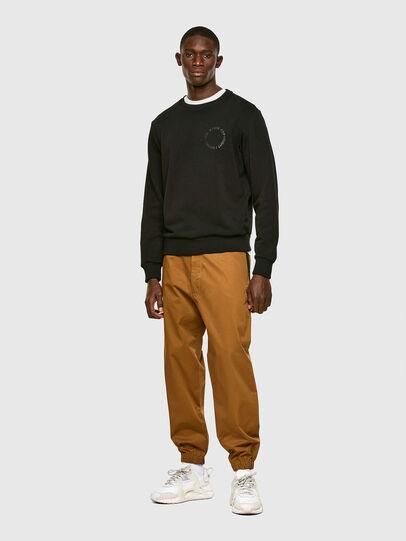 Diesel - P-LEVOS, Brown - Pants - Image 5