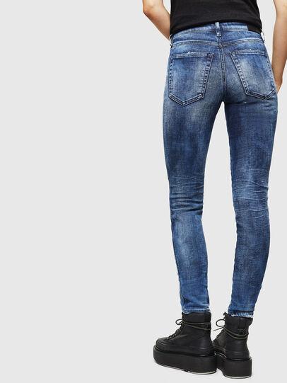 Diesel - Babhila 0096Q, Medium blue - Jeans - Image 2