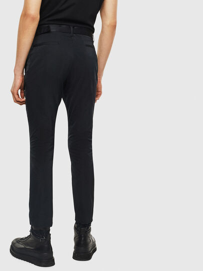 Diesel - P-LOST-NP, Black - Pants - Image 2