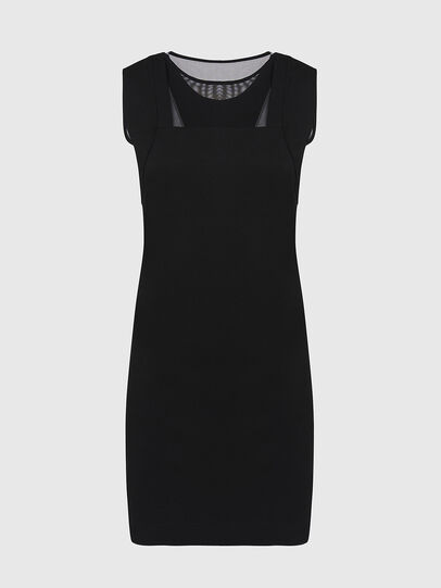 Diesel - D-PLEADY, Black - Dresses - Image 5