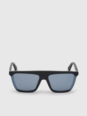 DL0323, Black - Sunglasses