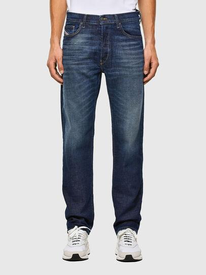 Diesel - D-Macs 009GQ, Dark Blue - Jeans - Image 1