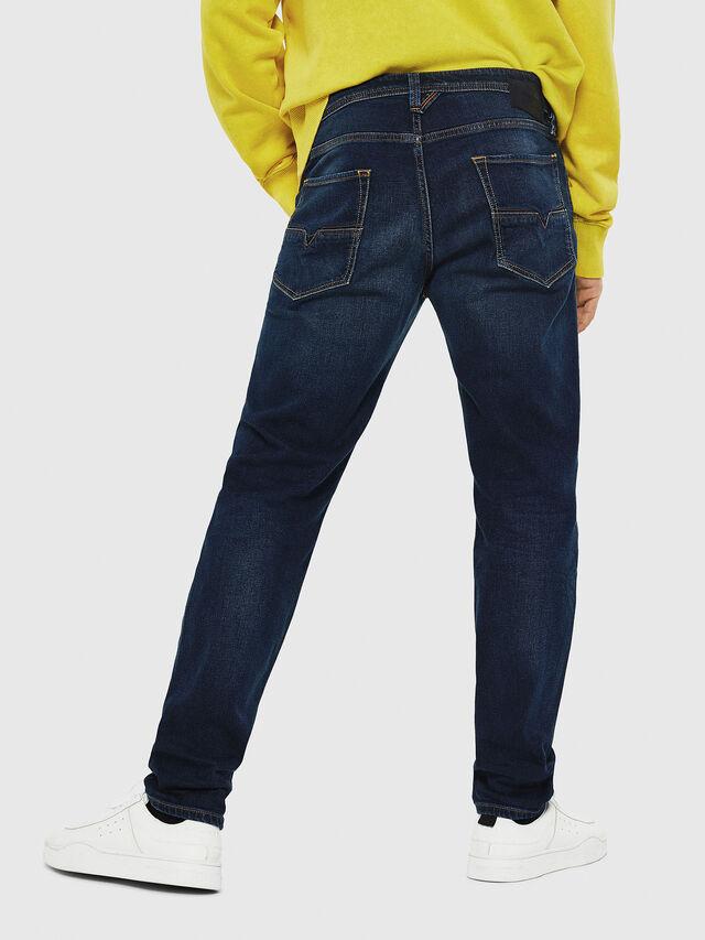 Diesel - Larkee-Beex 087AS, Dark Blue - Jeans - Image 2