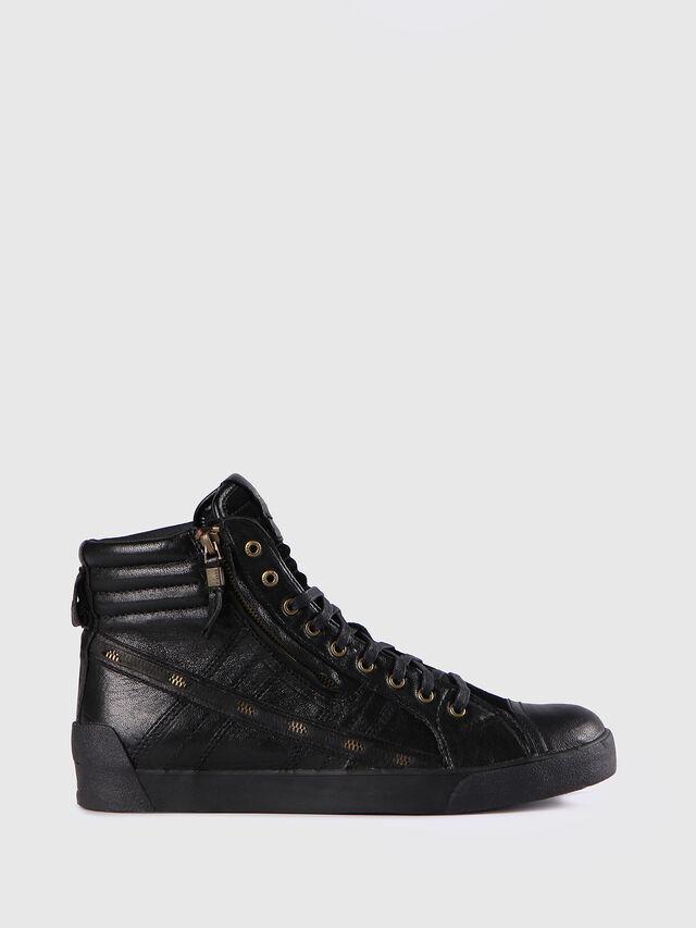 Diesel - D-STRING PLUS, Black - Sneakers - Image 1