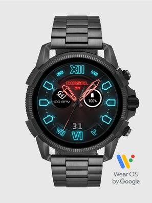 DT2011, Metal Grey - Smartwatches
