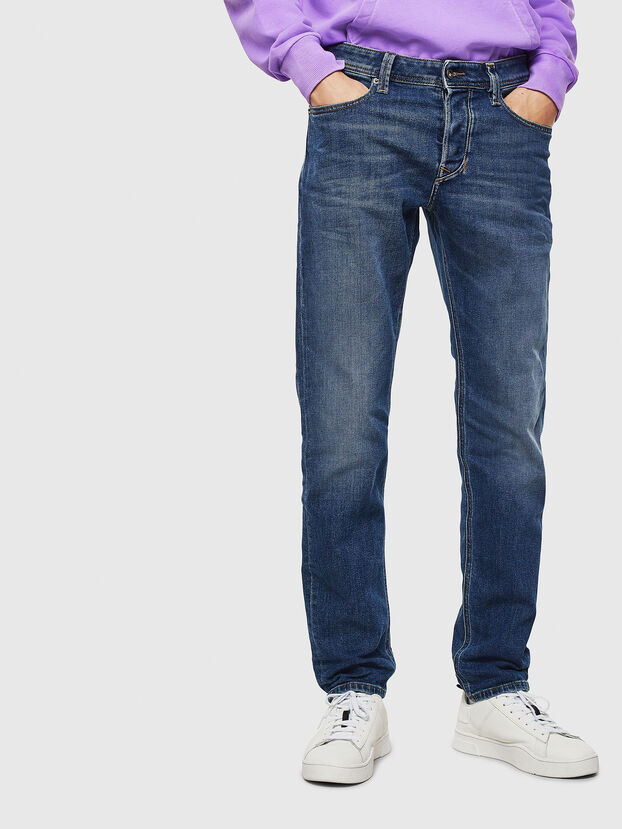 Larkee-Beex 0096E, Medium blue - Jeans