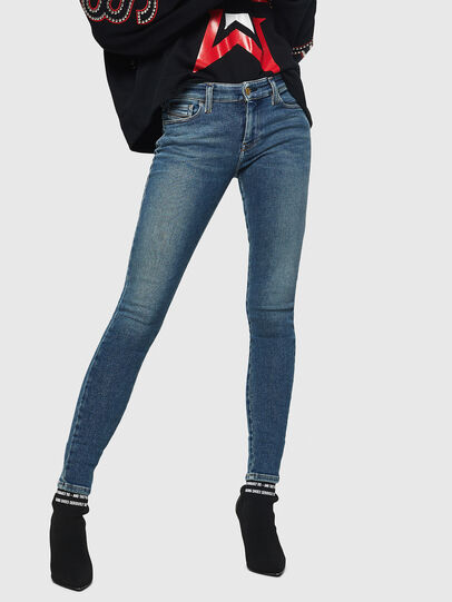 Diesel - Slandy 083AL, Medium blue - Jeans - Image 1
