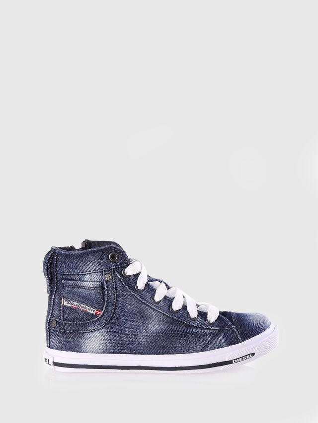 KIDS SN MID 20 EXPOSURE Y, Blue Jeans - Footwear - Image 1