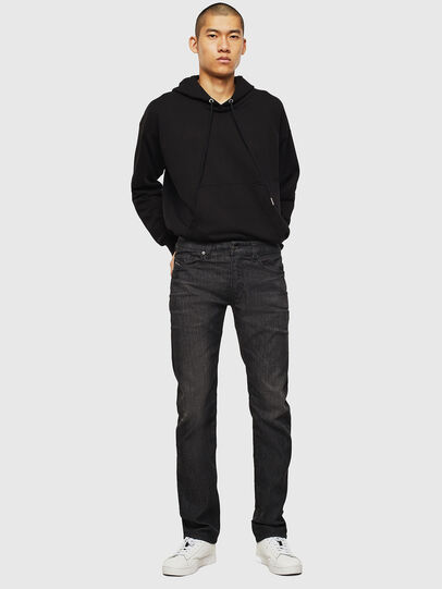 Diesel - Safado 082AT, Black/Dark grey - Jeans - Image 6
