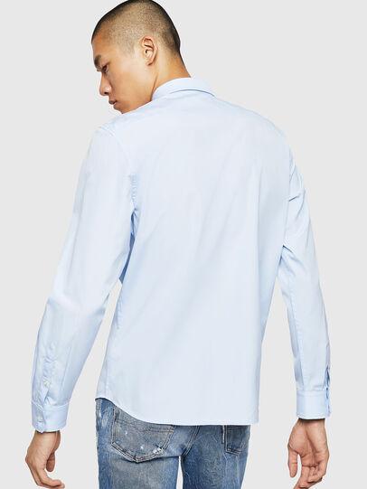 Diesel - S-BILL, Light Blue - Shirts - Image 2
