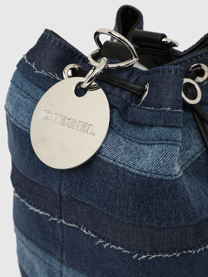 Diesel - RINDA, Blue - Crossbody Bags - Image 5