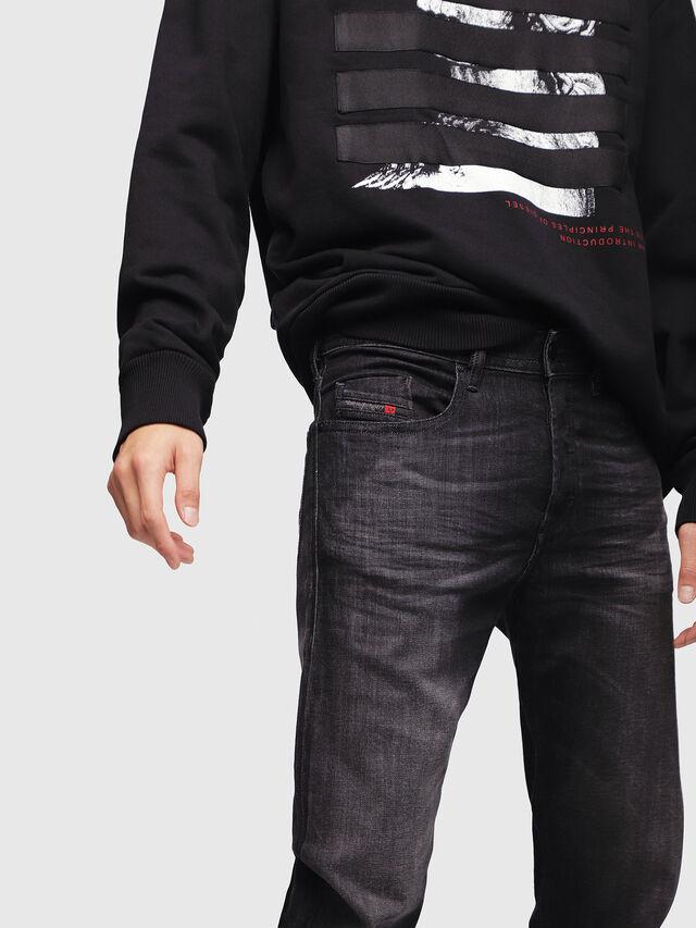 Diesel - Buster 087AM, Black/Dark grey - Jeans - Image 3