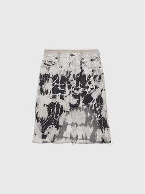 DE-ELLYOT-SP, White/Black - Skirts