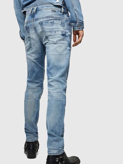 Diesel - Thommer 0092F, Light Blue - Jeans - Image 2