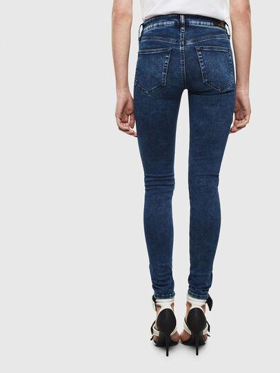 Diesel - Slandy 0094Z, Dark Blue - Jeans - Image 2