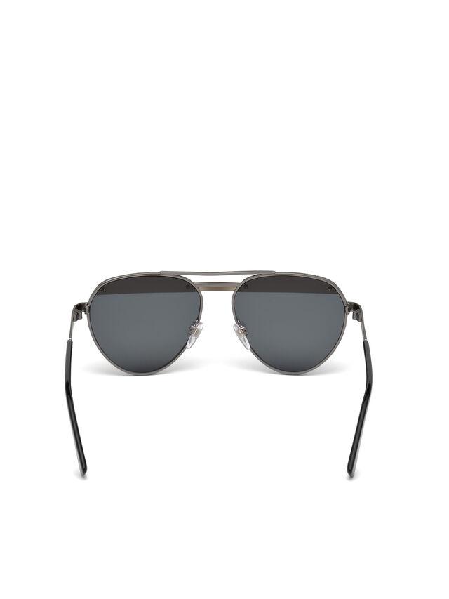 Diesel - DL0261, Black/Grey - Sunglasses - Image 7