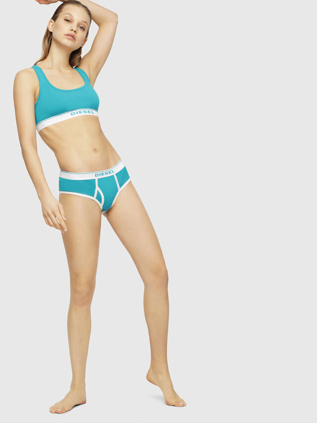 Diesel - UFPN-OXY, Light Blue - Panties - Image 4