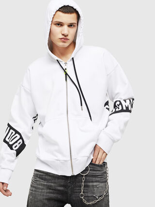 S-ALBY-ZIP-A1,  - Sweaters