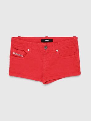 PRIRAZ-N, Red - Shorts