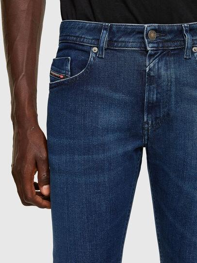 Diesel - Thommer 009JE, Dark Blue - Jeans - Image 3
