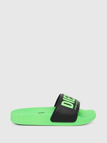 Diesel - SA-MAYEMI YO, Green/Black - Footwear - Image 1