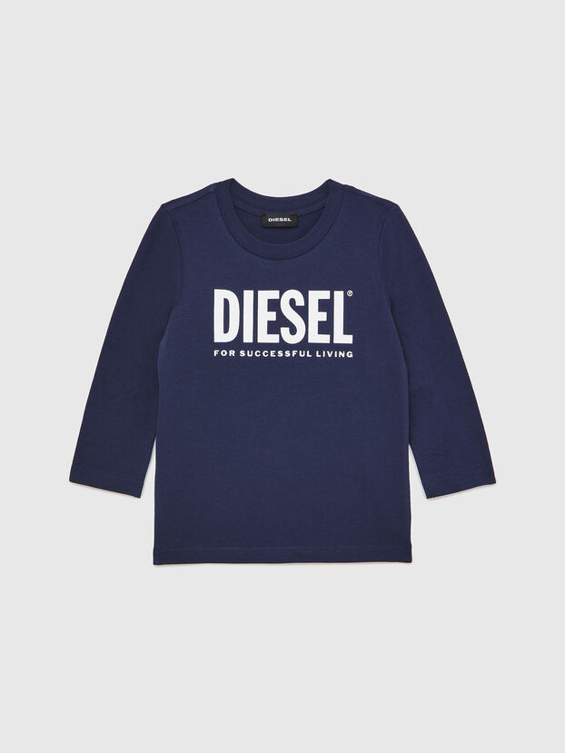 TJUSTLOGOB ML-R, Dark Blue - T-shirts and Tops