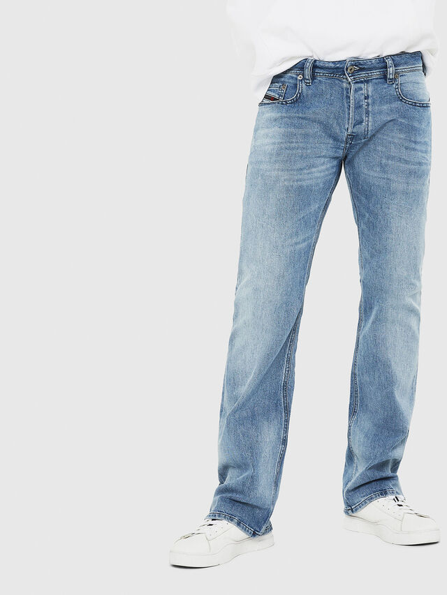 Diesel - Zatiny C81AL, Light Blue - Jeans - Image 1