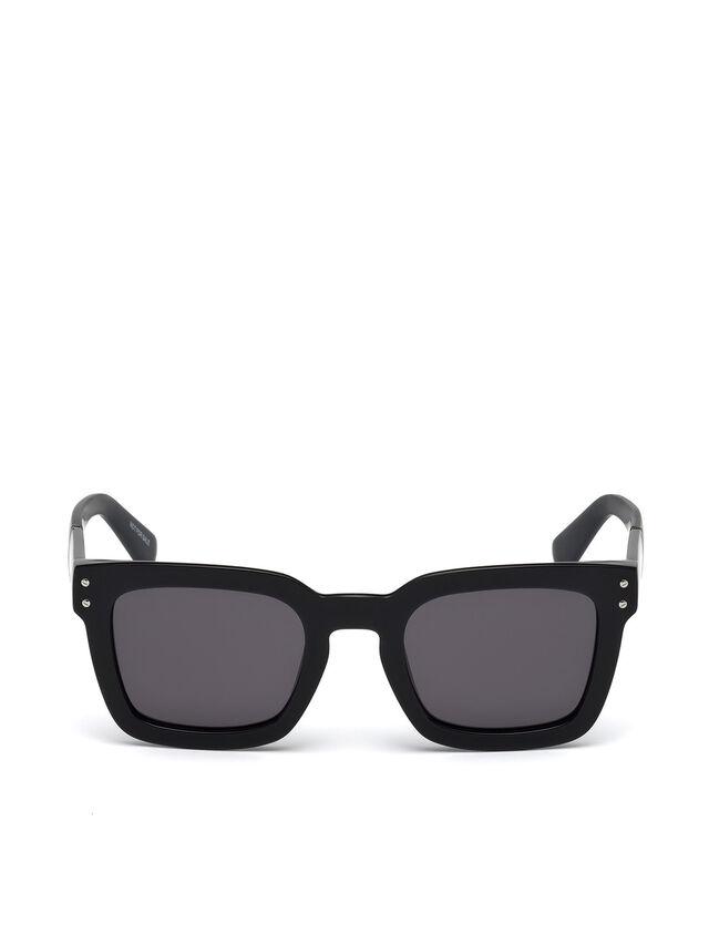 Diesel DL0229, Black - Eyewear - Image 1