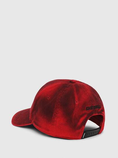 Diesel - C-NUEL, Red - Caps - Image 2