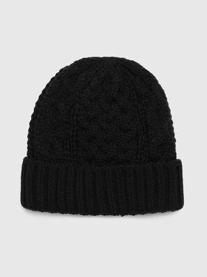 K-KONEX, Black - Knit caps