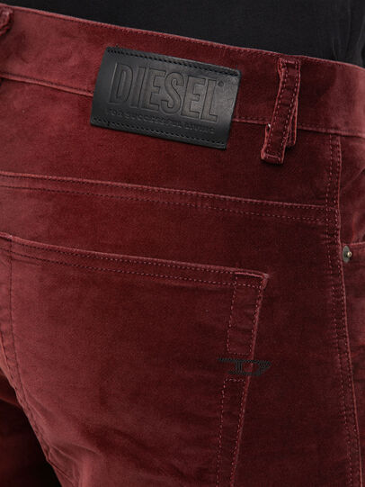 Diesel - D-Amny 069PS, Red - Jeans - Image 4