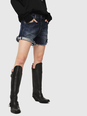 DE-LOWY,  - Shorts