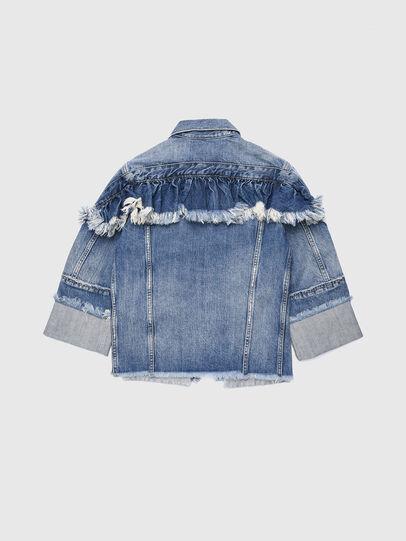 Diesel - JVISEMAC, Blue Jeans - Jackets - Image 2